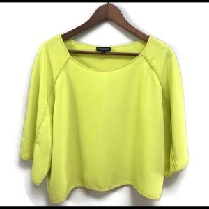 Cropped blouse by TopShop 2 for $20